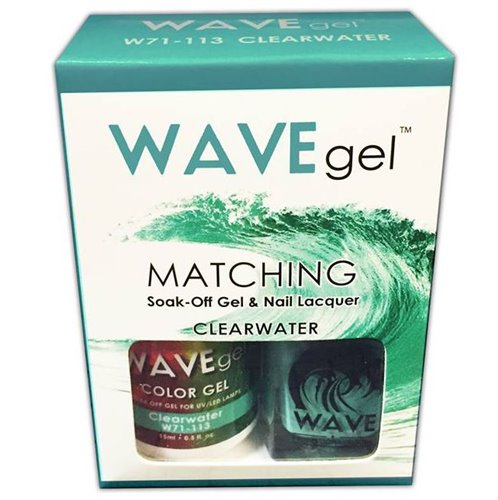 Wave Gel Duo - 113 Clearwater