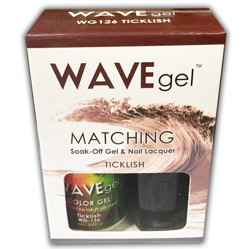 Wave Gel Duo - 126 Ticklish