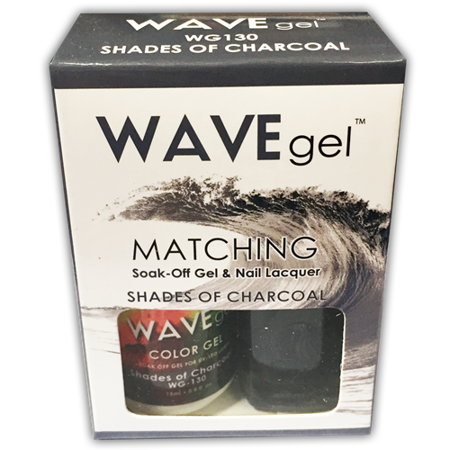 Wave Gel Duo - 130 Shades Of Charcoal