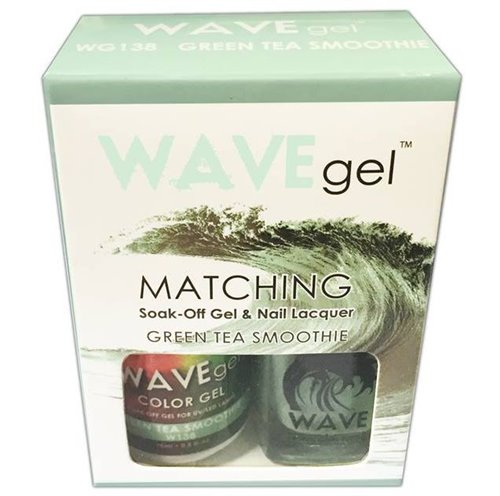 Wave Gel Duo - 138 Green Tea Smoothie