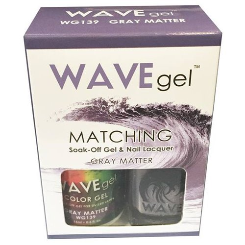 Wave Gel Duo - 139 Gray Matter