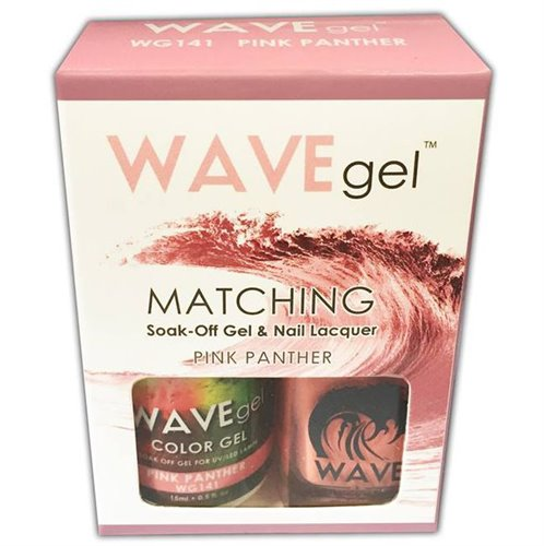 Wave Gel Duo - 141 Pink Panther