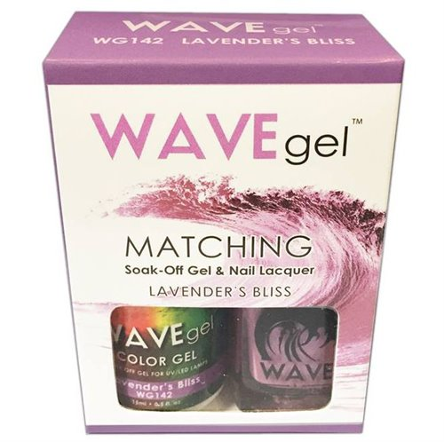 Wave Gel Duo - 142 Lavender's Bliss