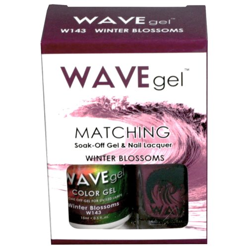 Wave Gel Duo - 143 Winter Blossoms