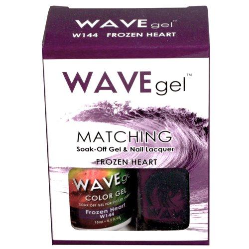 Wave Gel Duo - 144 Frozen Heart
