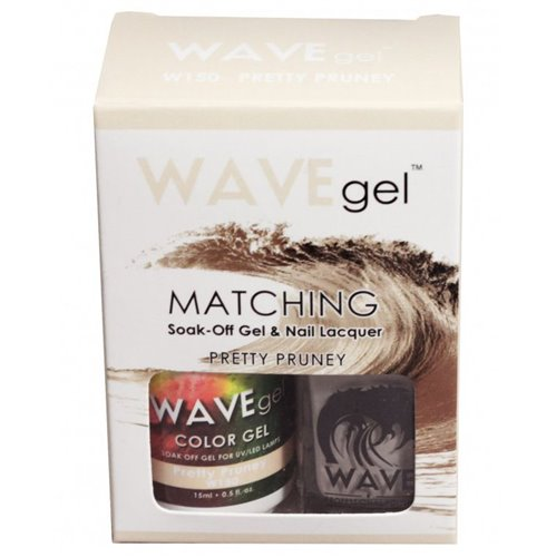 Wave Gel Duo - 150 Pretty Pruney