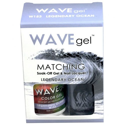 Wave Gel Duo - 153 Legendary Ocean