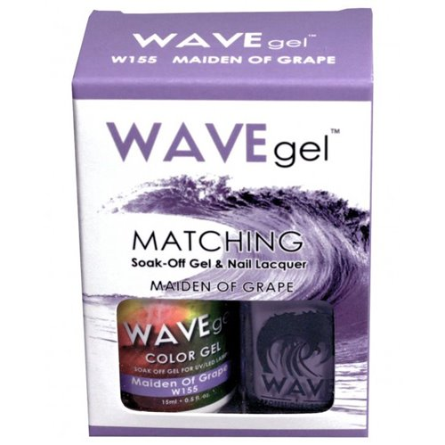 Wave Gel Duo - 155 Maiden Of Grape