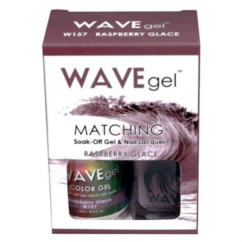 Wave Gel Duo - 157 RASPBERRY GLACE