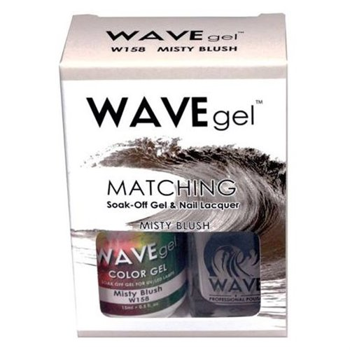 Wave Gel Duo - 158 MISTY BLUSH