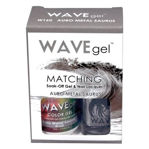 Wave Gel Duo - 160 AURO METAL SAURUS