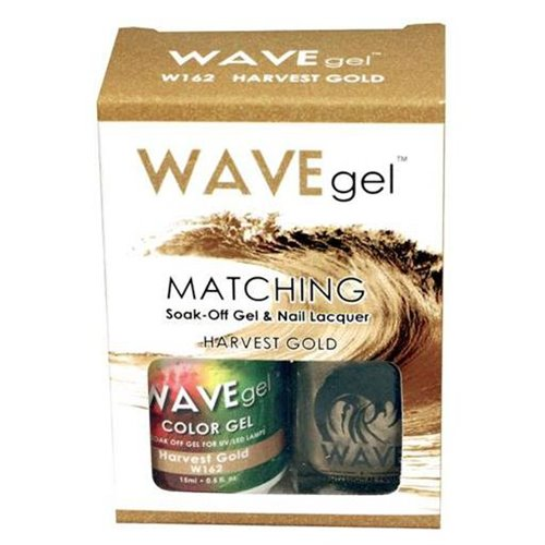 Wave Gel Duo - 162 HARVEST GOLD