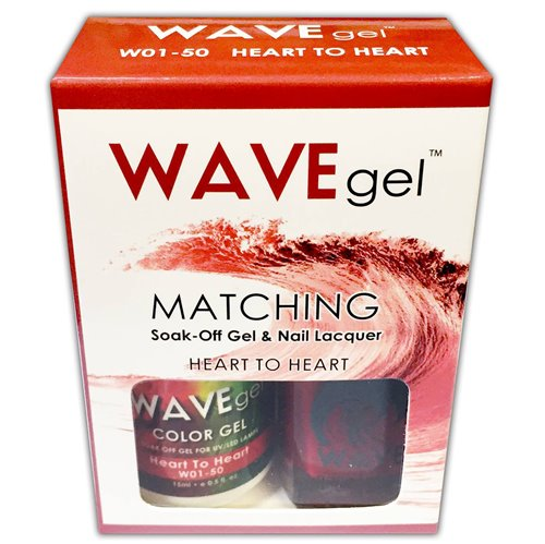 Wave Gel Duo - 050 Heart To Heart