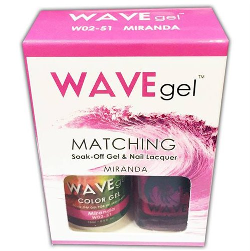Wave Gel Duo - 051 Miranda
