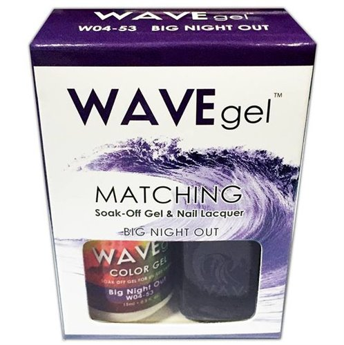 Wave Gel Duo - 053 Big Night Out
