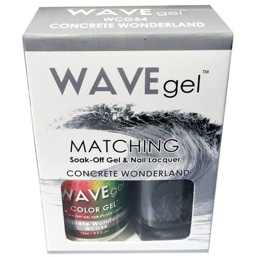 Wave Gel Duo - 054 Concrete Wonderland