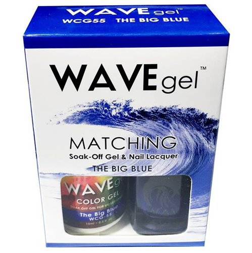 Wave Gel Duo - 055 The Big Blue