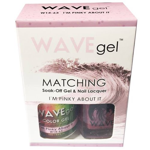 Wave Gel Duo - 063 I'm Pinky About It