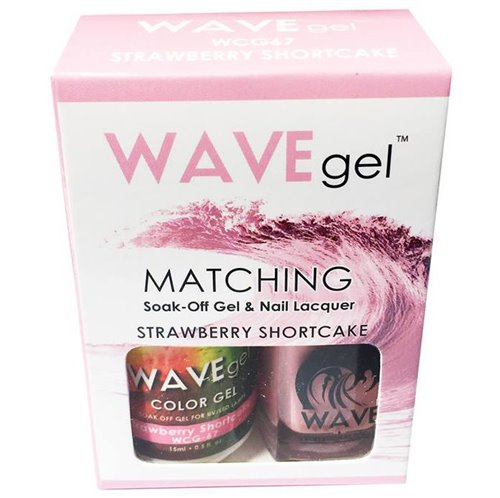 Wave Gel Duo - 067 Strawberry Shortcake