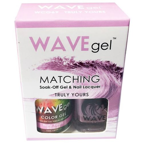 Wave Gel Duo - 069 Truly Yours