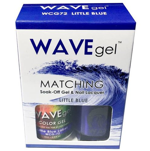 Wave Gel Duo - 072 Little Blue