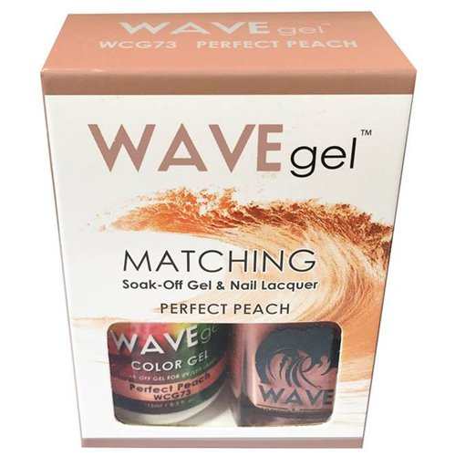 Wave Gel Duo - 073 Perfect Peach