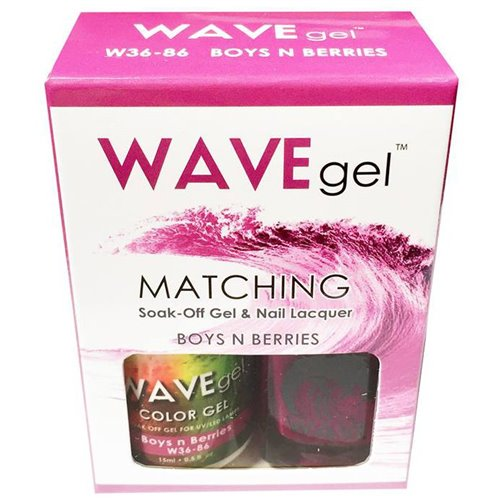 Wave Gel Duo - 086 Boys n Berries