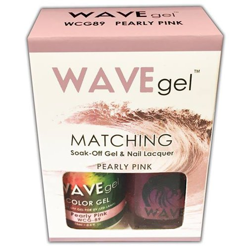 Wave Gel Duo - 089 Pearly Pink
