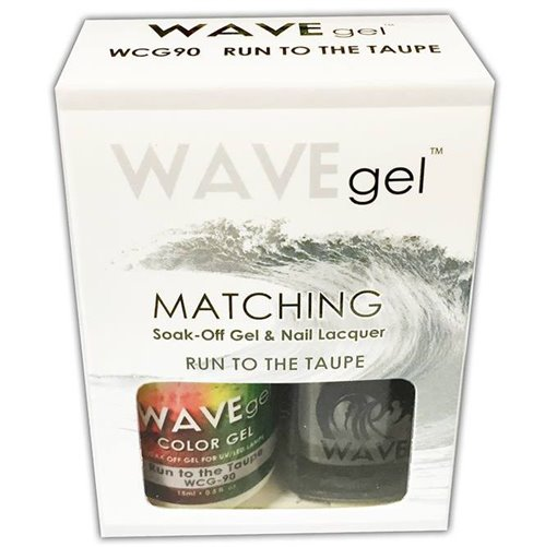 Wave Gel Duo - 090 Run to the Taupe