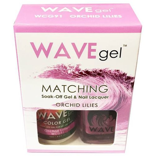 Wave Gel Duo - 091 Orchid Lilies