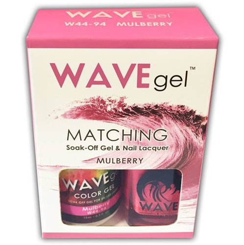 Wave Gel Duo - 094 Mulberry
