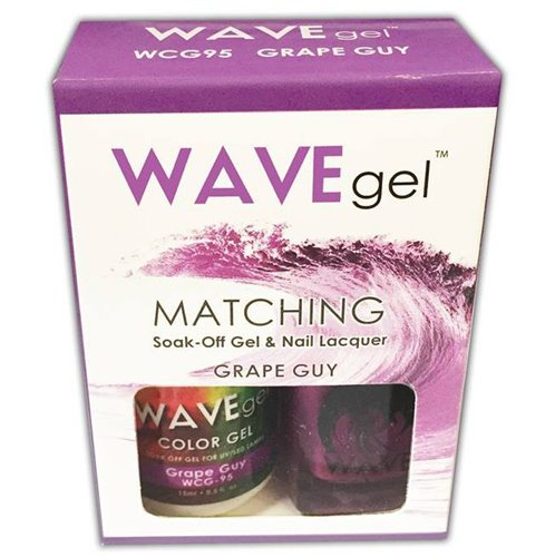 Wave Gel Duo - 095 Grape Guy