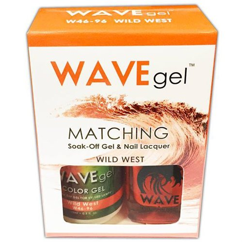 Wave Gel Duo - 096 Wild West