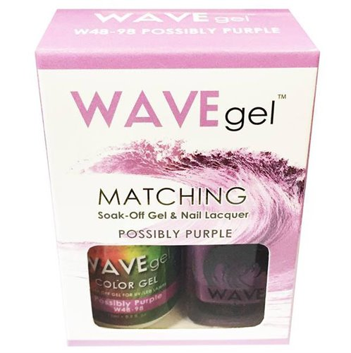 Wave Gel Duo - 098 Possibly Purple