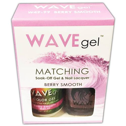 Wave Gel Duo - 099 Berry Smooth