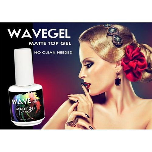 1-Wave Matte Gel Top - Non Cleanse !!!