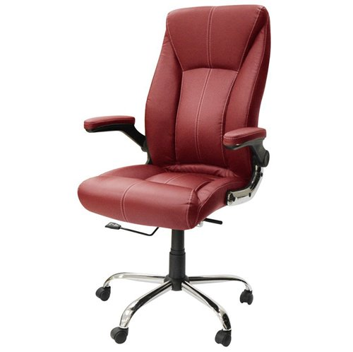 Customer chair Avion - Burgundy