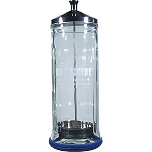 Barbicide Sterilizer Jar - Large size - 39 oz
