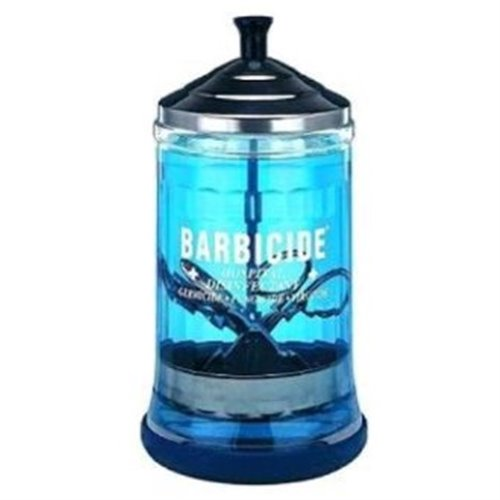 Barbicide Sterilizer Jar - Mid size - 21 oz