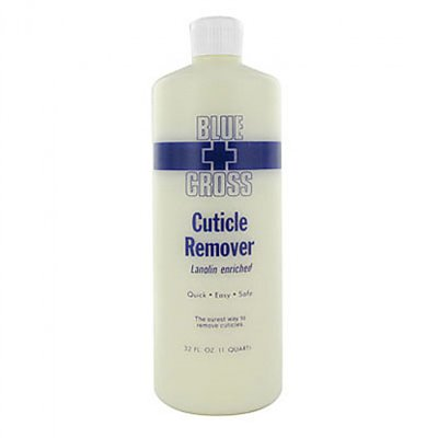 Blue Cross Cuticle Remover - 32 oz