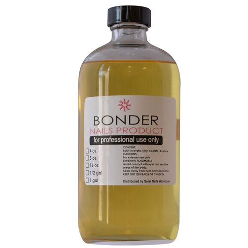 Solar 'Bonder' Base Coat (4oz-8oz-16oz)