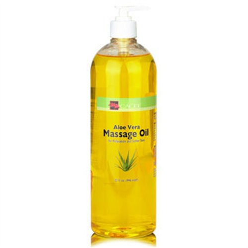 CACEE 'Aloe Vera' Massage Oil - 32 oz