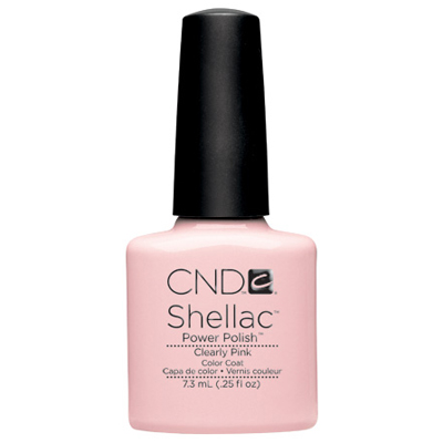 CND-Clearly Pink