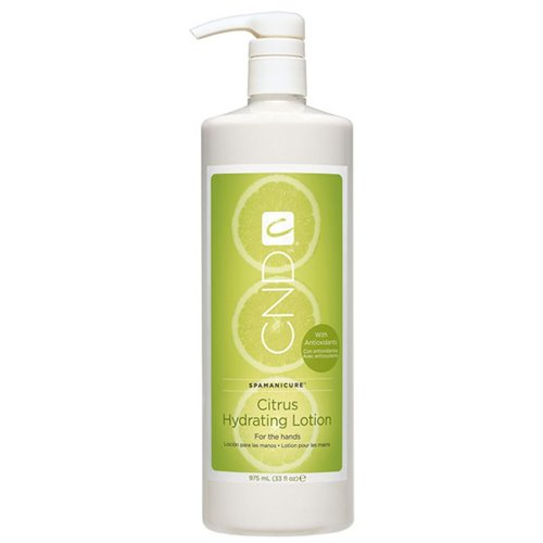 CND SpaManicure Citrus Hydrating Lotion - 33 oz