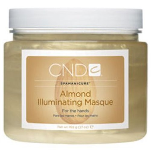 CND SpaManicure Almond Illuminating Masque - 27 oz