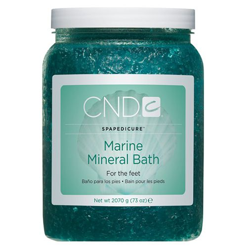 CND SpaPedicure Marine Mineral Bath - 73 oz