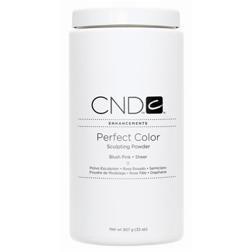 CND Perfect Color Powder-Blush Pink Sheer - 32 oz