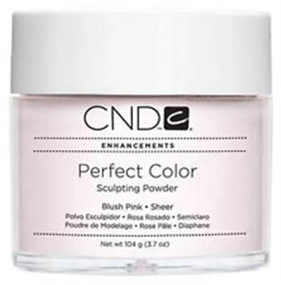 CND Perfect Color Powder-Blush Pink Sheer - 3.7 oz