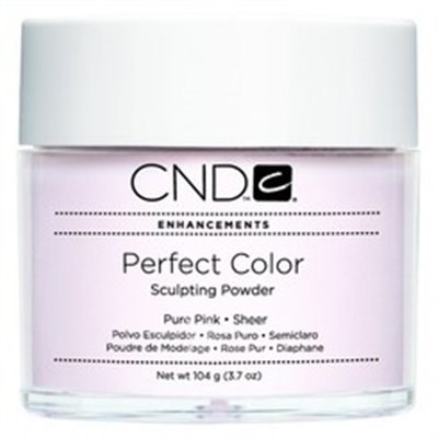 CND Perfect Color Powder-Pure Pink Sheer - 3.7 oz