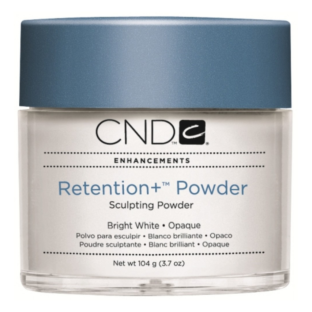 CND Retention+ Powder-Bright White Opaque - 3.7 oz